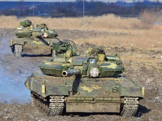 Самые массивные армии Европы: Украина втоп— 10
