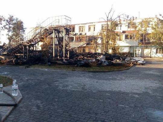 Суд вынес вердикт  воспитательнице лагеря вОдессе, где впожаре  погибли дети
