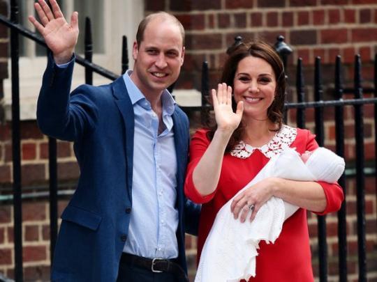 Англия содня надень ждет пополнение вкоролевской семье