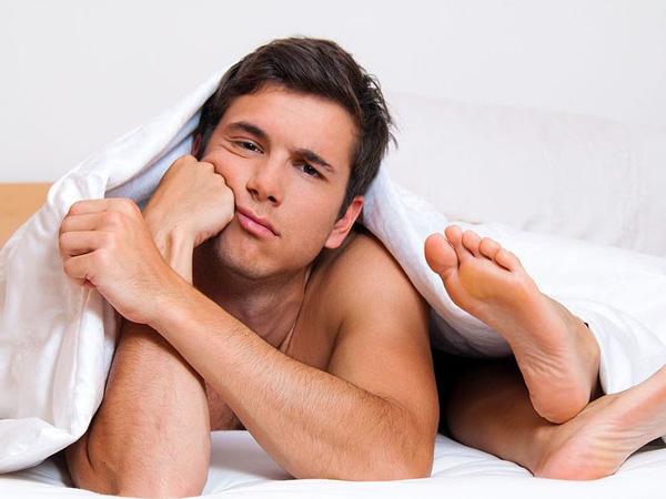 Недостаток секса для мужского здоровья