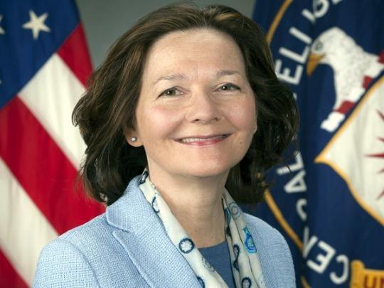 Директором ЦРУ впервый раз вполне может стать женщина