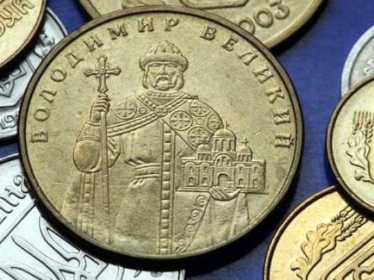 ВУкраинском государстве выдумали новые монеты