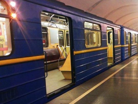 Вкиевском метро случилось задымление