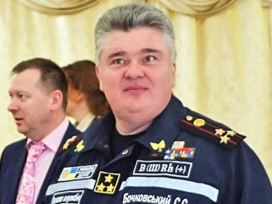 МВД: Восстановленного Бочковского судят потрем статьям, среди которых взятка