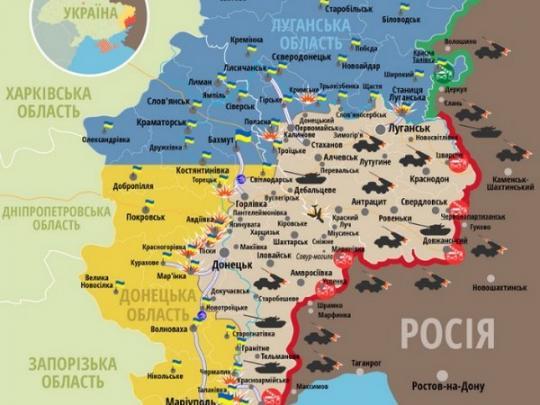 США, Франция иФРГ готовы спонсировать миссию миротворцев вДонбассе— Киев