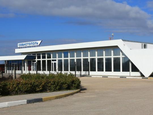 МинВОТ: Нааэродроме «Бельбек» вКрыму строят вторую взлетно-посадочную полосу