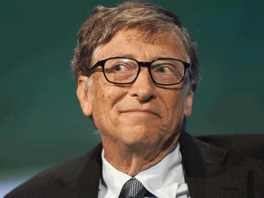 Билл Гейтс отказался быть советником Трампа