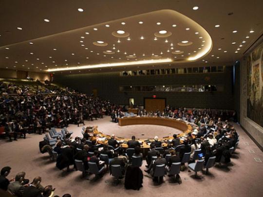 Израиль отозвал заявку наместо вСовете безопасности ООН