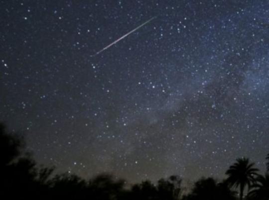 Над Украинским государством вспыхнет метеоритный дождь