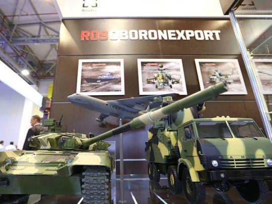 США вводят санкции против «Рособоронэкспорта»