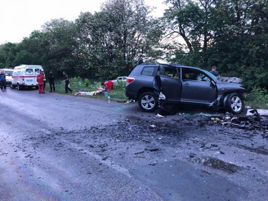 ВКировоградской области в трагедии погибли 4 человека