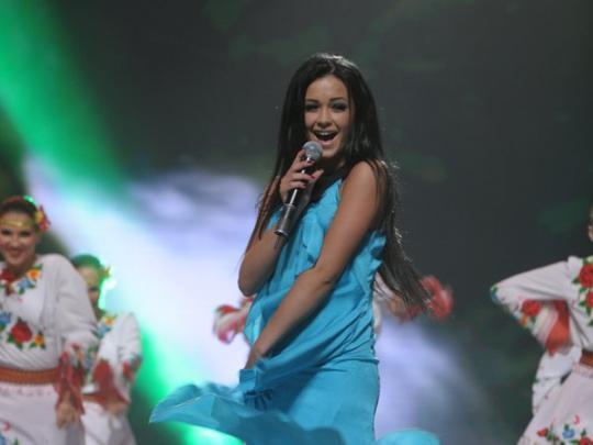 Известная эстрадная певица , представлявшая государство Украину  наЕвровидении, сообщила  озавершении карьеры