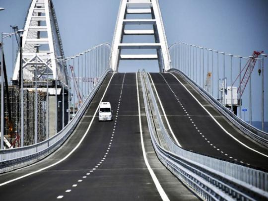 СКзавел дело наамериканского корреспондента запризыв подорвать мост вКрым