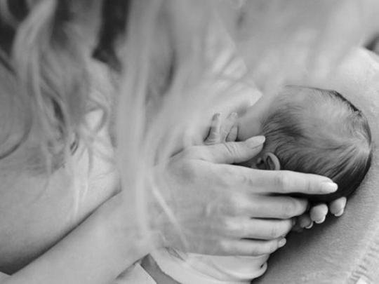 Лобода родила дочку лидеру Rammstein Линдеманну