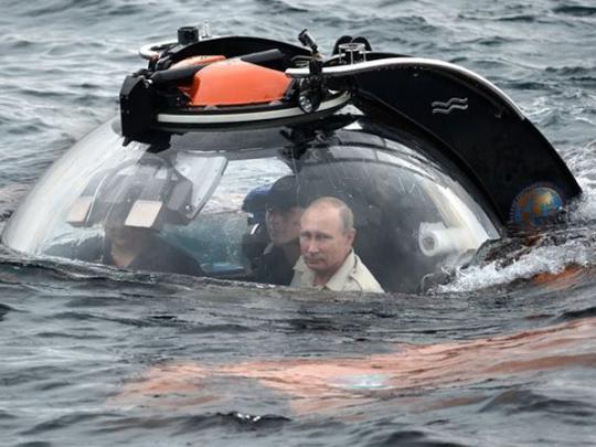 Гройсману посоветовали план действий против «агрессии России» вАзовском море
