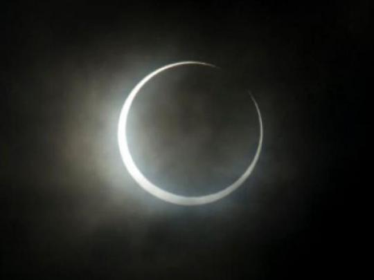 Летом украинцы смогут наблюдать необычайное для нашего века лунное затмение