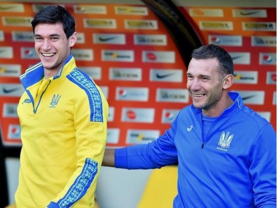Два игрока Шахтера покинули лагерь сборной Украинского государства инесыграют сАлбанией