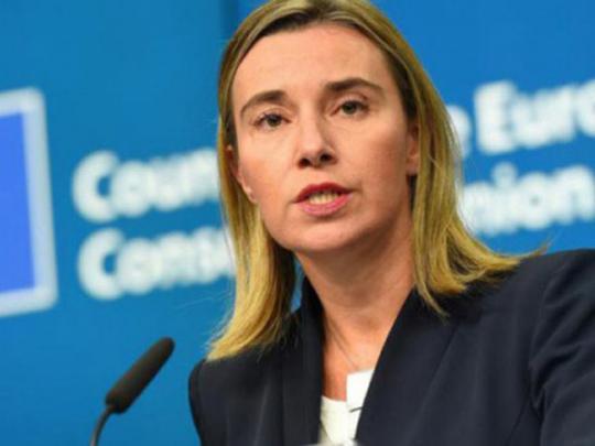 Могерини прокомментировала возможность выхода США изНАТО