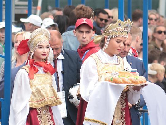Сборная Британии прилетела вСанкт-Петербург