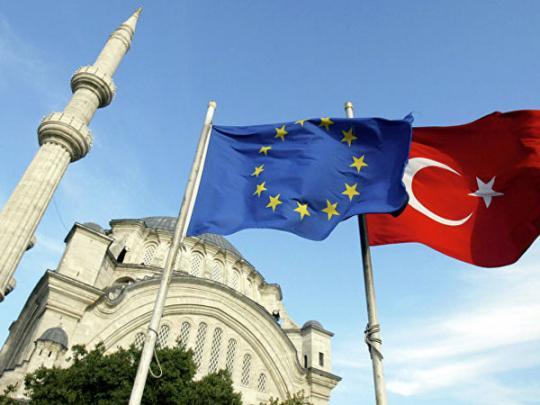 СоветЕС объявил, что переговоры овступлении Турции всообщество почти остановлены