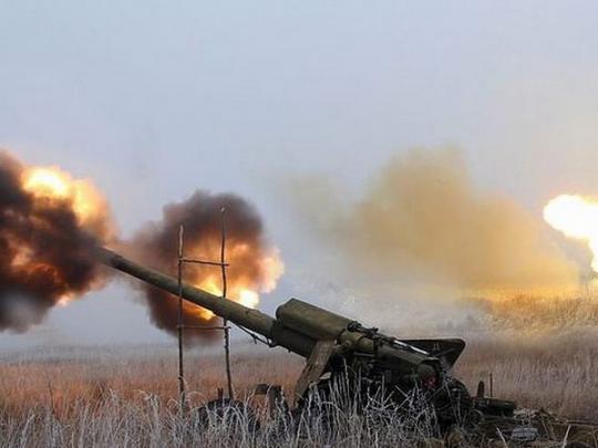 Боевики обстреляли Зализне Донецкой области: ранены мирные граждане
