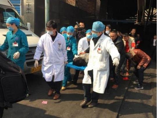 Жуткое ДТП в КНР забрало жизни 18 человек