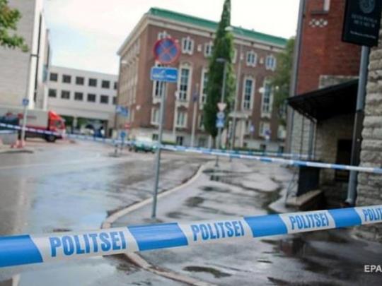 В столице Эстонии произошла стрельба