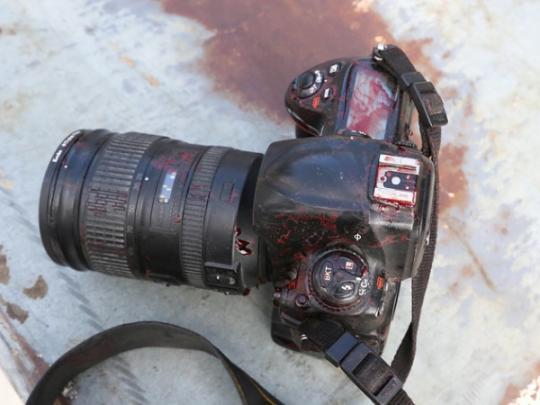 Появились данные, сколько журналистов были убиты с начала года