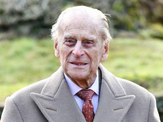 Мужу королевы Великобритании принцу Филиппу запретили жарить барбекю