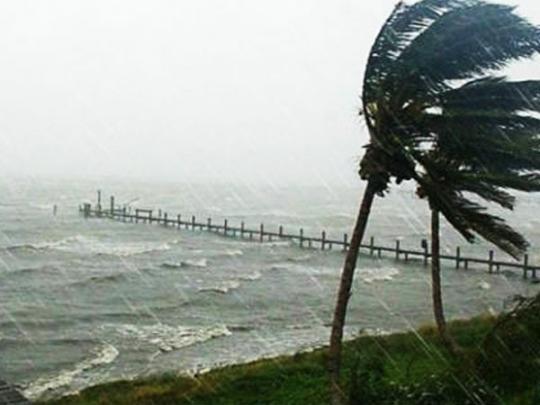 В Атлантике сформировался тропический шторм «Берил»