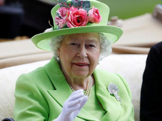Елизавета II примет Трампа во время его визита в Великобританию