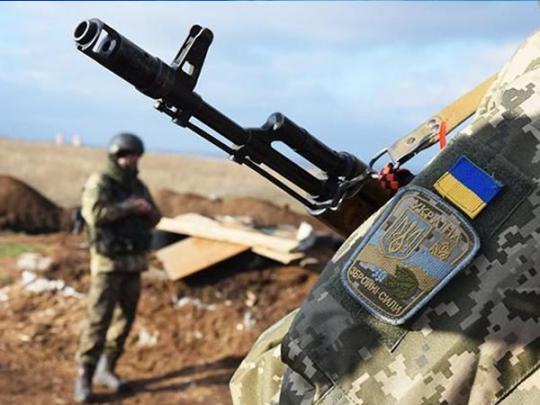 17 раз были обстреляны позиции ВСУ за прошедшие сутки— Штаб ООС