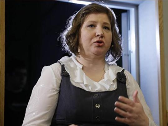 Викторию Скрипаль трудоустроил пропагандистский российский телеканал