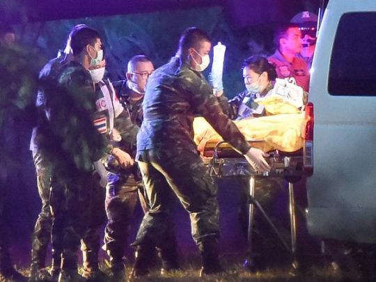 Дети в пещере: в Таиланде спасены еще двое мальчишек