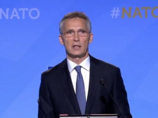 США перебрасывают в Европу танковую бригаду, — генсек НАТО