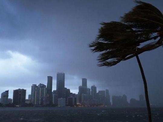 В Атлантике новый тропический шторм «Крис» усилился до урагана
