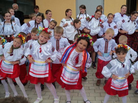 Палата депутатов парламента Румынии объявила 9 ноября Днем украинского языка