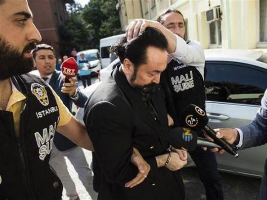В Турции арестован лидер скандальной секс-секты