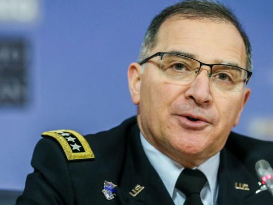 Главнокомандующий сил НАТО в Европе пояснил размещение дополнительных сил в Балтии