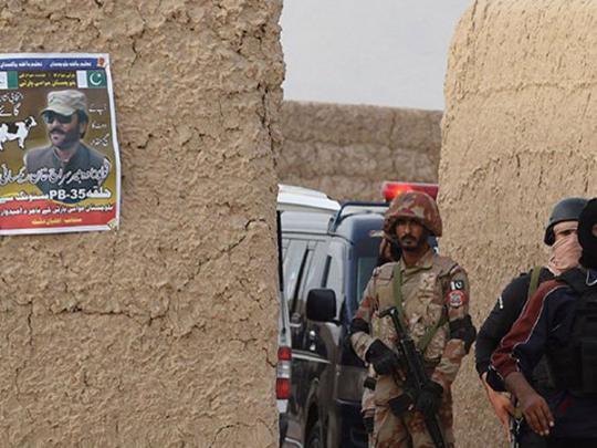 Террорист-смертник взорвал бомбу в Пакистане, погибли 128 человек