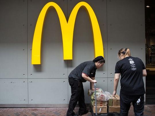 McDonald's прекращает продажи салатов из-за массовых отравлений