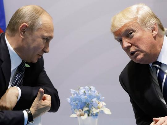 Трамп и Путин рассказали, что будут обсуждать за закрытой дверью
