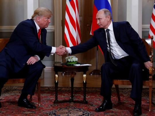 """Трамп заверил журналистов, что получил от Путина """"необходимые ответы"""""""