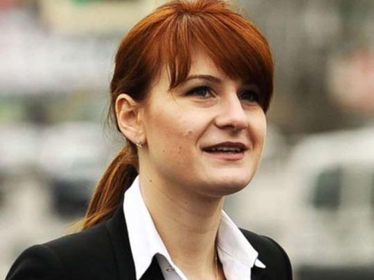 В Вашингтоне по подозрению в шпионаже задержали россиянку