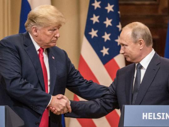 Конгрессмены США подвергли критике высказывания Трампа на встрече с Путиным