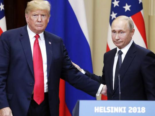 """""""Трамп встретился со своим куратором"""", — западные СМИ о результатах саммита лидеров США и России"""