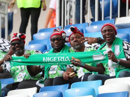 ЧМ-2018: обманутые россиянами нигерийские фанаты две недели живут в аэропорту