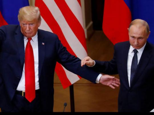 Взял слова обратно: Трамп заявил, что оговорился о вмешательстве России в выборы в США