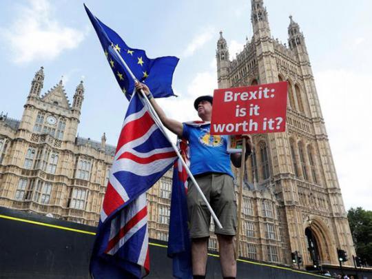 Экс-премьер Великобритании предложил провести повторно референдум по Brexit