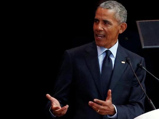 Обама раскритиковал нынешнюю политику США